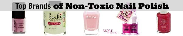 best brands of non-toxic nail polish, safe nail polish brands, chemical free nail polish, nail polish brands safe for kids, phthalate free nail polish