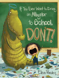 bring an alligator