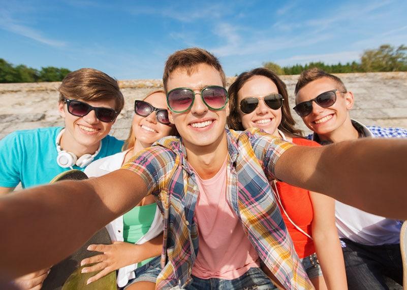 schick snap a summer selfie