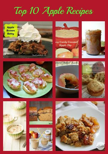 10 easy apple recipes, favorite apple recipes from food bloggers, caramel apple dip recipe, apple butter recipe, cooking with apples, apple dump cake recipe