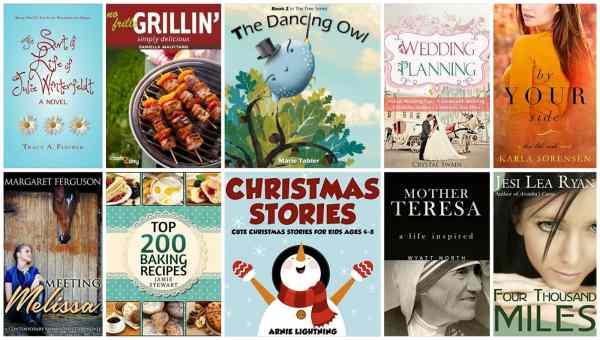 10 Free Kindle Books 10-6-15
