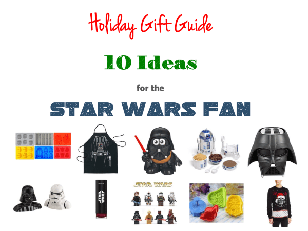 Inexpensive Gift Ideas for the Star Wars Fan, Star Wars Darth Vader gifts, Star Wars fan + gift ideas, fun and inexpensive gift ideas for Christmas 2015
