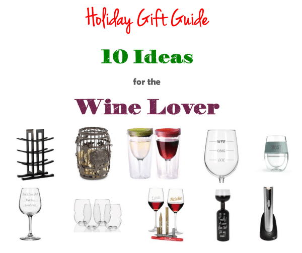 inexpensive gift ideas for the wine lover, gifts to bring with a bottle of wine, wine gifts, hostess gifts, nice gift to bring to a party, More With Less Today