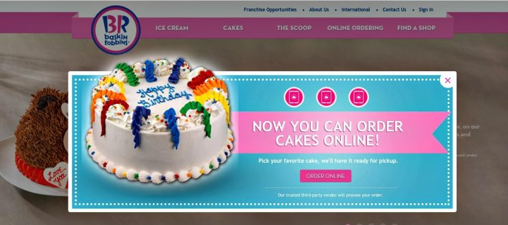 baskin robbins cake 1