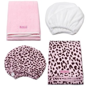 hair towels seen on gma 2-11-16