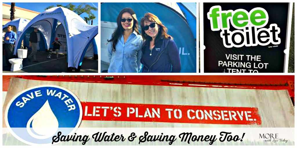 California rebate program for high efficiency toilets, saving water in California, draught tips, replacing toilets with HET toilets, Niagara Conservation