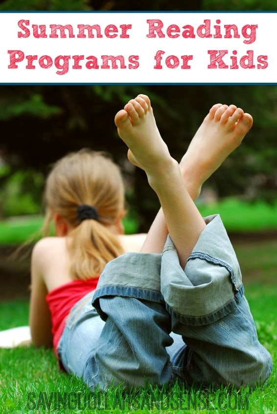where to find free summer reading programs for kids