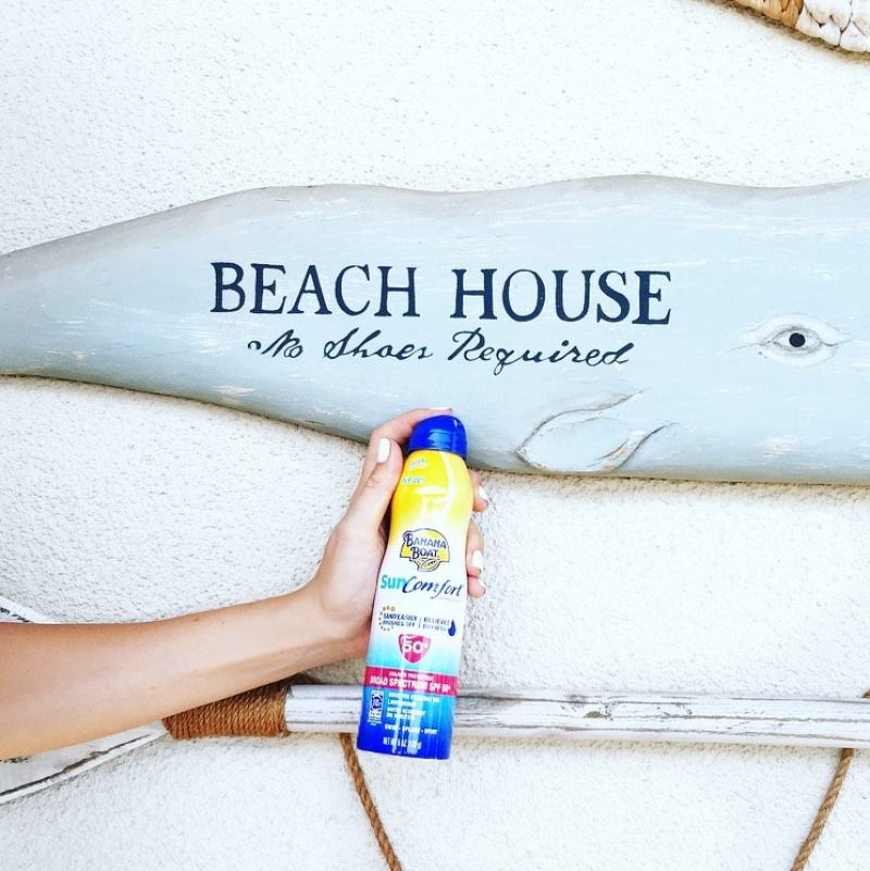 Do summer outside with sun protection from Banana Boat® and and OFF!® Insect Repellent from Walmart. Don't let bugs or sun ruin your fun!