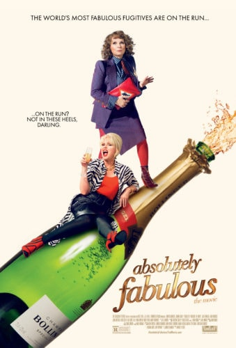 Are you an AbFab fan? It's an Absolutely Fabulous Shopping Party at Macy's Los Angeles and You're Invited! We are celebrating the new movie release.
