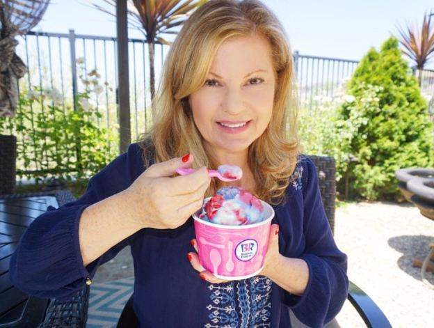 National Ice Cream Day July 17th at Baskin-Robbins