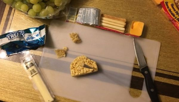 How to make sute snack time creations