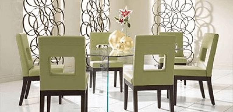cort furniture rental dining room