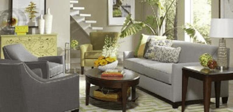 cort furniture rental living room