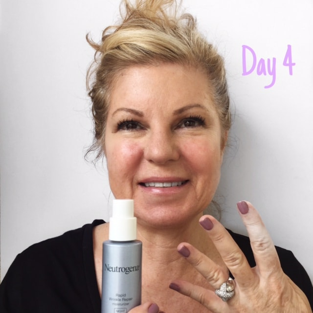 Reducing Visible Signs of Aging 7 Day Trial with Neutrogena Rapid Wrinkle Repair
