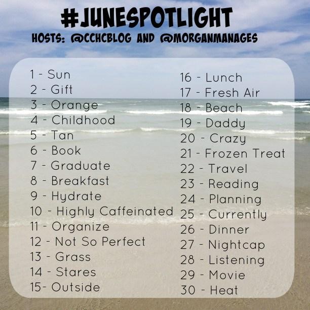 #JuneSpotlight