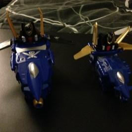 Gokai Jet VS Super Mega Jet