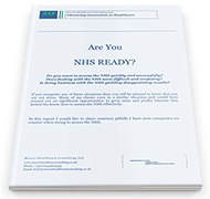 Free White Paper- Are You NHS READY?