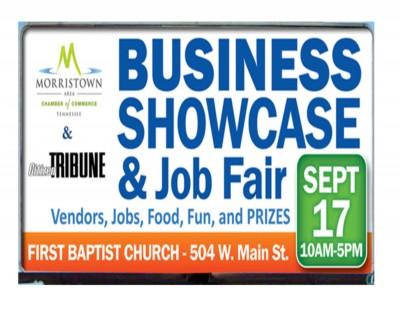 Registration form for Business Showcase & Job Fair