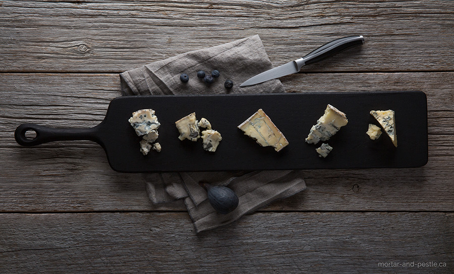 We are mad about blue cheese. Here are a few of our favourites.
