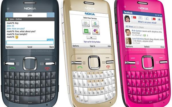 The Nokia C1-01
