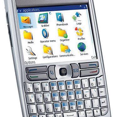 The Nokia E61