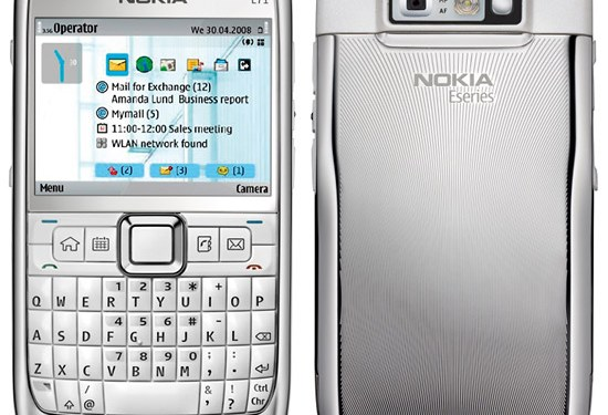 The Nokia E71
