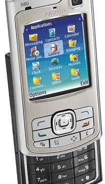 The Nokia N80
