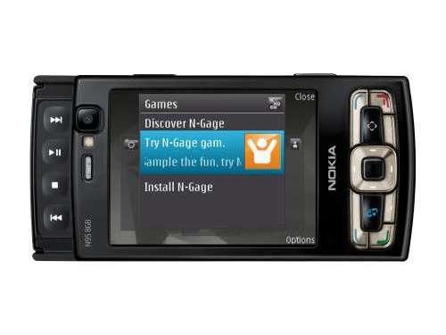 The Nokia N95
