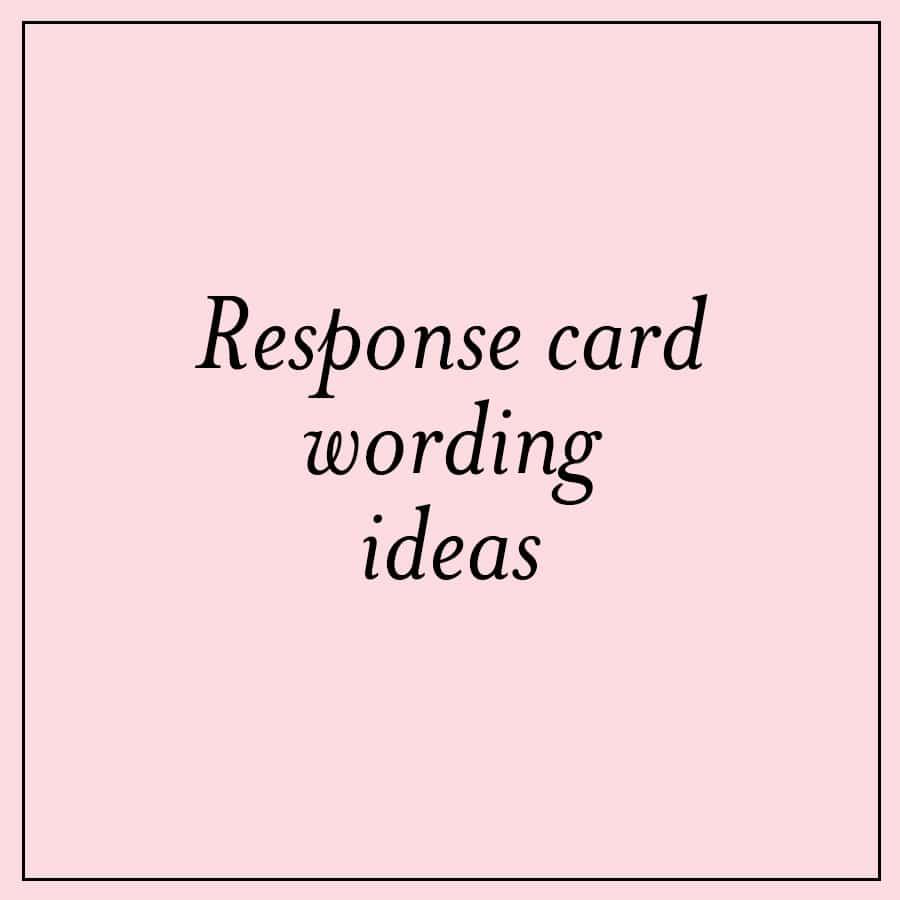 Fullsize Of Wedding Rsvp Card Wording