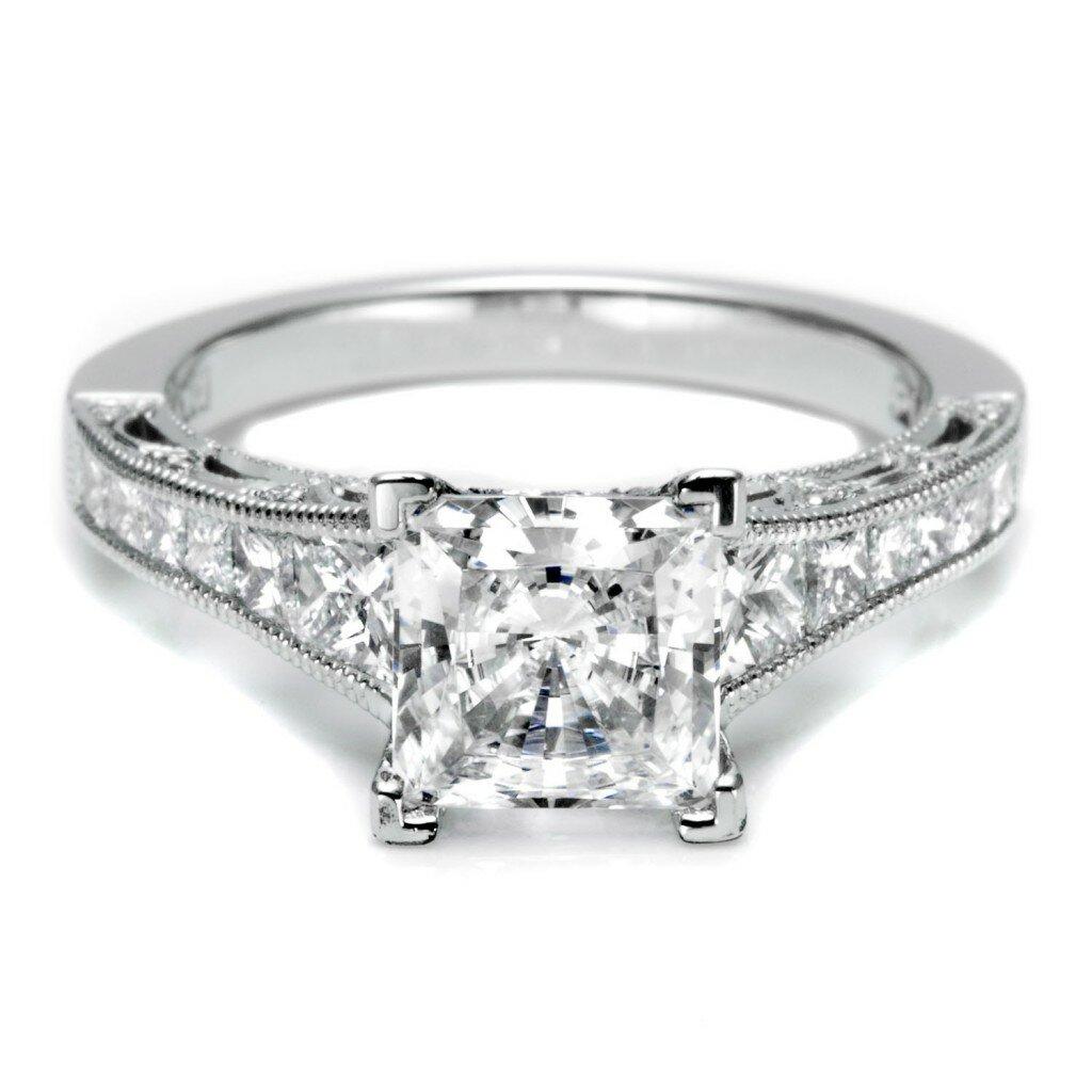 ideas of princess cut engagement rings wedding ring princess cut princess cut engagement rings 7