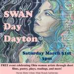 Celebrate SWAN Day – Support Women Artists Now in Dayton