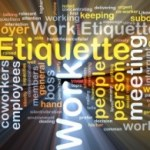 NATIONAL BUSINESS ETIQUETTE WEEK, JUNE 2 – 8, 2013