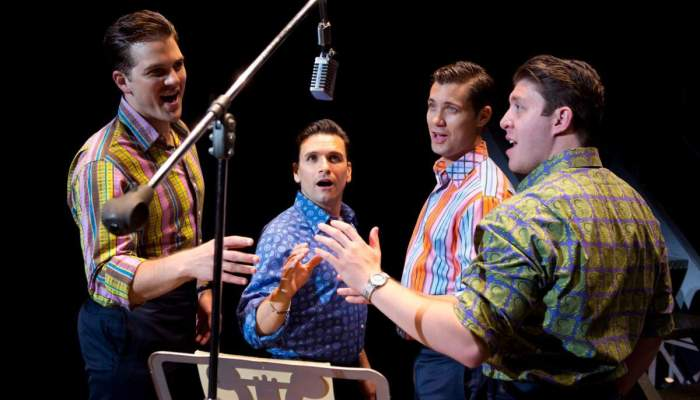 'Jersey Boys' Review – Victoria Theatre Association – Hearty Hitmakers