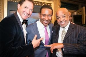 """When Someone Believes In You, You Shine"":  ""Motown: The Musical's"" Charles Randolph Wright"