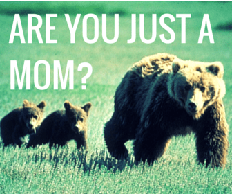 Are You Just a Mom?