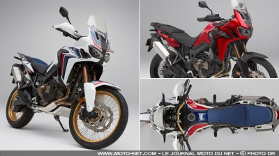 Trail - Honda CRF1000L Africa Twin 2018 : le maxi-trail attrape des puces
