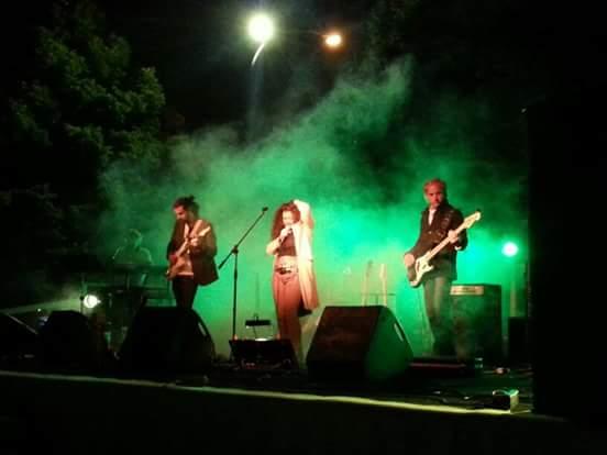 Rock in piazza per chiudere il Mondiale Enduro !