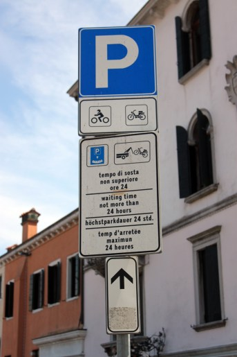 The rules in Venice