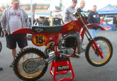 Everyone loves the old MX bikes