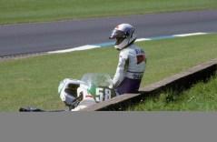 Max Biaggi - 1991 British GP (1)