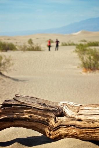 Sand dunes?