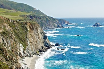 Big Sur, an epic ending to a great break with an old friend