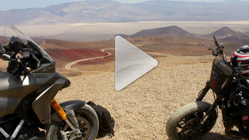 Moto Adventure - Alex's California Escape