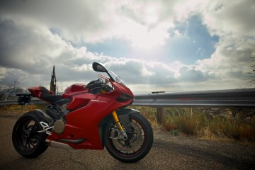 Ducati's gorgeous Panigale S