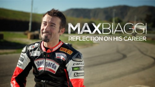 MaxBiaggi 20 years of racing