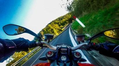 Riding the amazing SP 65