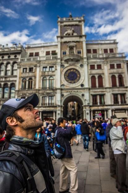 Breath taking architecture in Venice