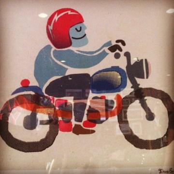 Ride then smile