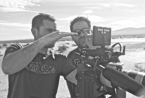 RED camera Nik and Jerrod