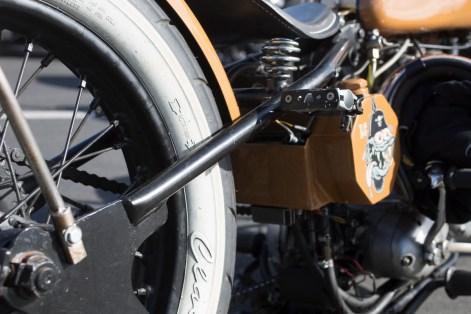 Seat suspension